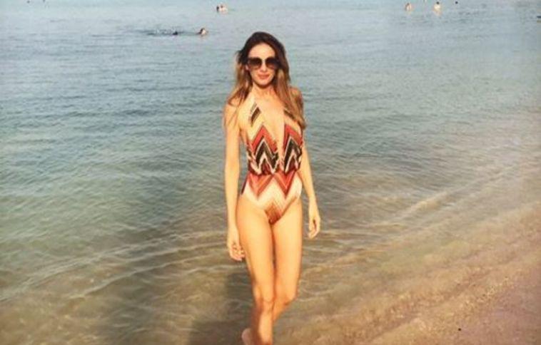 כבר מרגישות את הקיץ: נשות הספורטאים הכי שוות בבגדי ים