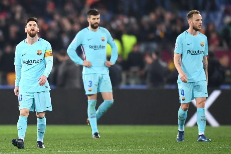 רומא הוכיחה שבכדורגל אין דבר כזה שטר ביטחון