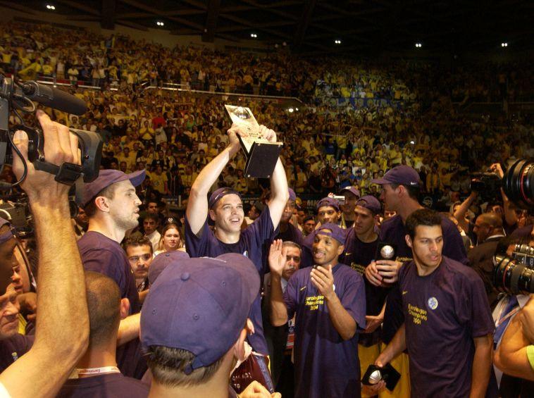 """בין שמחה לשמחה לאיד: ההבלחות האחרונות של מכבי ת""""א בכדורסל"""