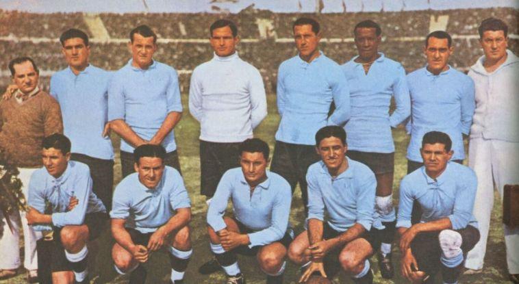 סיפורי מונדיאל: כך אורוגוואי אלופת עולם פעמיים בלבד
