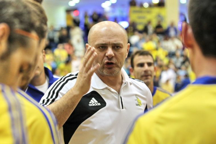 אולג בוטנקו מונה למאמן נבחרת ישראל בכדוריד