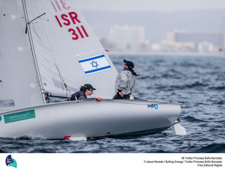 גיל כהן ונועה לסרי ירדו למקום ה-14 באליפות העולם