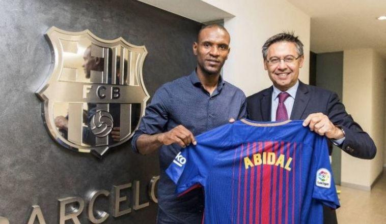 ושוב איתכם: אבידל מונה למנהל הטכני של ברצלונה