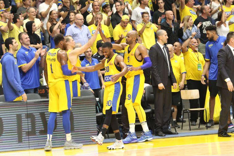 לראשונה מאז 2014: מכבי תל אביב בגמר הפיינל פור
