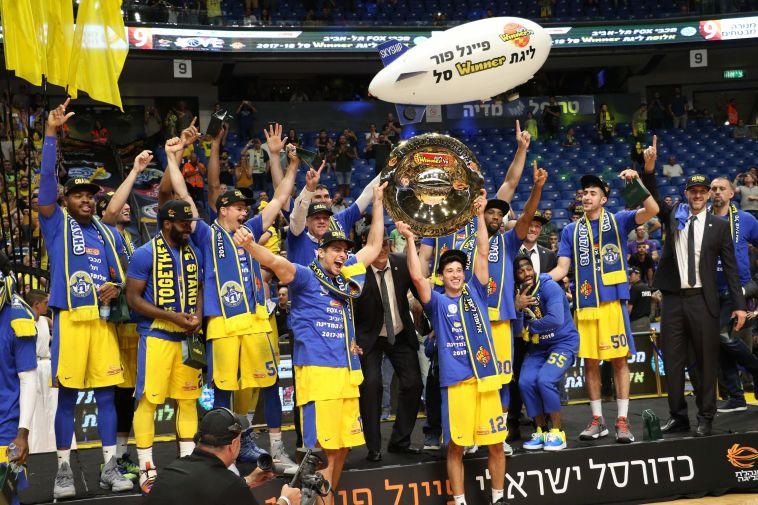 מכבי תל אביב תארח את ירושלים במחזור העשירי