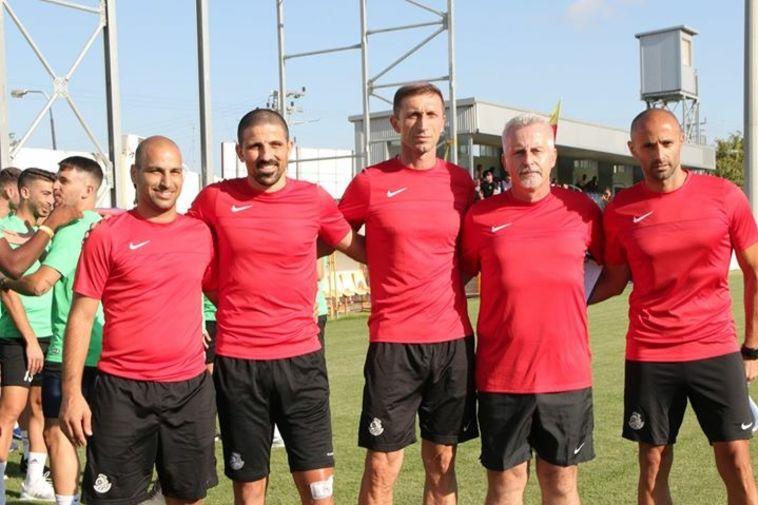 רשמי: משה אוחיון פרש ומונה לעוזר מאמן שני במ.ס אשדוד