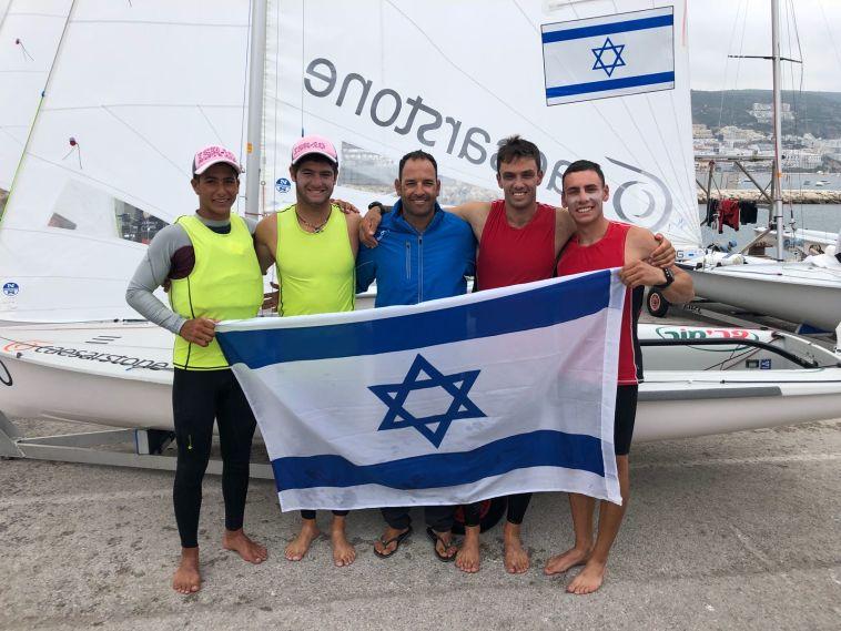 היסטורית ישראלית: שלוש מדליות באליפות אירופה בדגם האולימפי עד גיל 23