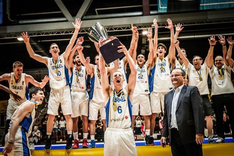 דור הזהב: נבחרת העתודה אלופת אירופה לראשונה בתולדותיה
