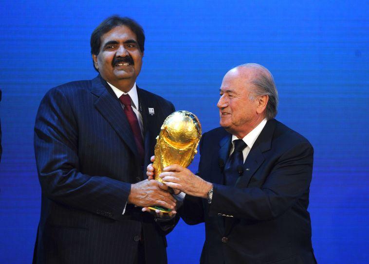 דיווח: קטאר חיבלה בהצעות יריבותיה לאירוח מונדיאל 2022
