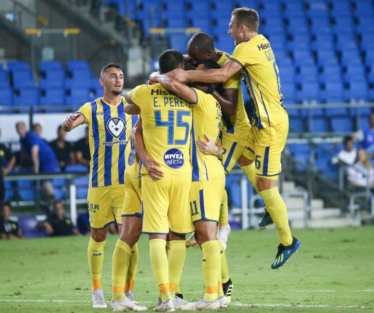 """אירופאית אחת: מכבי ת""""א גברה על בית""""ר 0:1 ועלתה לחצי גמר גביע הטוטו"""