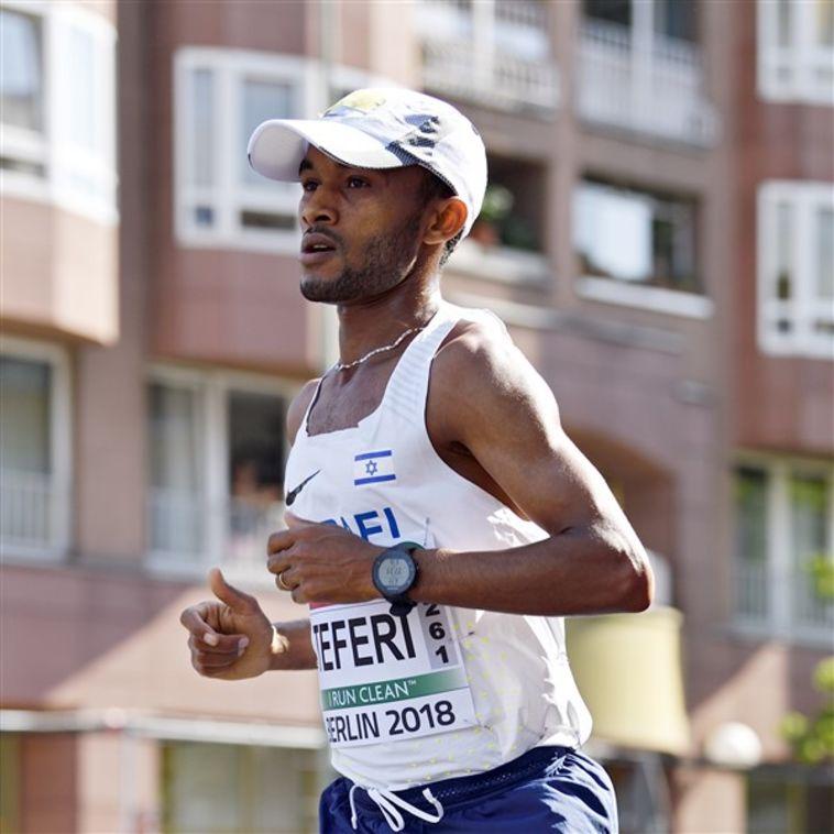 שיא ישראלי למארו טפרי באליפות אירופה באתלטיקה