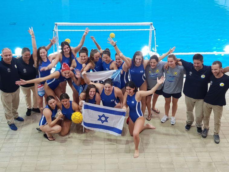 נבחרת הנשים סיימה במקום השביעי באליפות אירופה לנערות בכדורמים