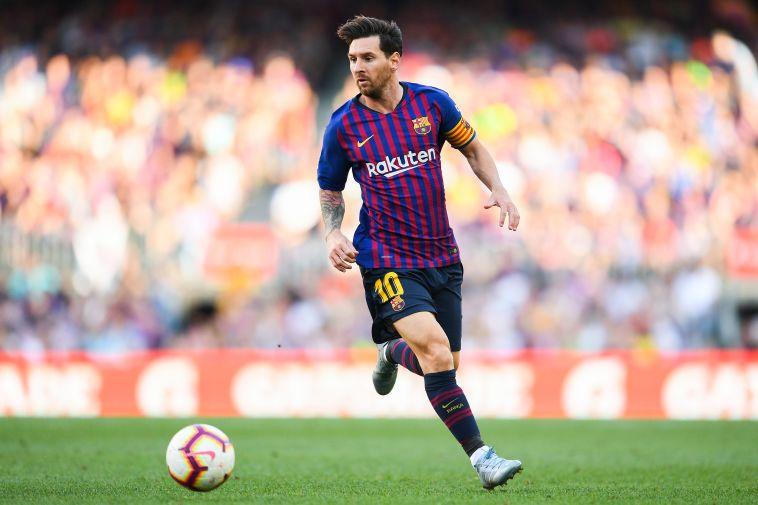 ליאו מסי ערך שיחה לשחקני ברצלונה אחרי התיקו נגד בילבאו