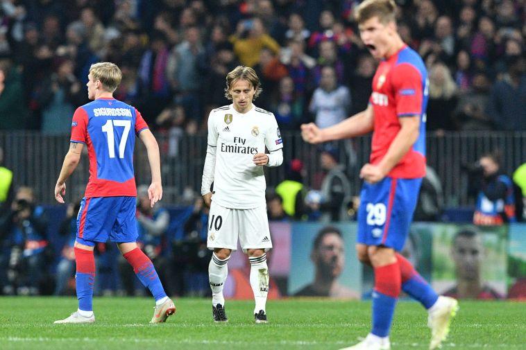 """המשבר מחריף:  1:0 לצסק""""א על ריאל, 0:0 ליונייטד מול ולנסיה"""