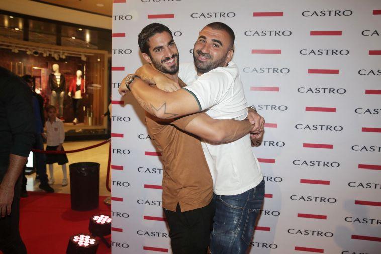 רגע לפני התבוסה: שחקני בית״ר ירושלים מרימים לקסטרו