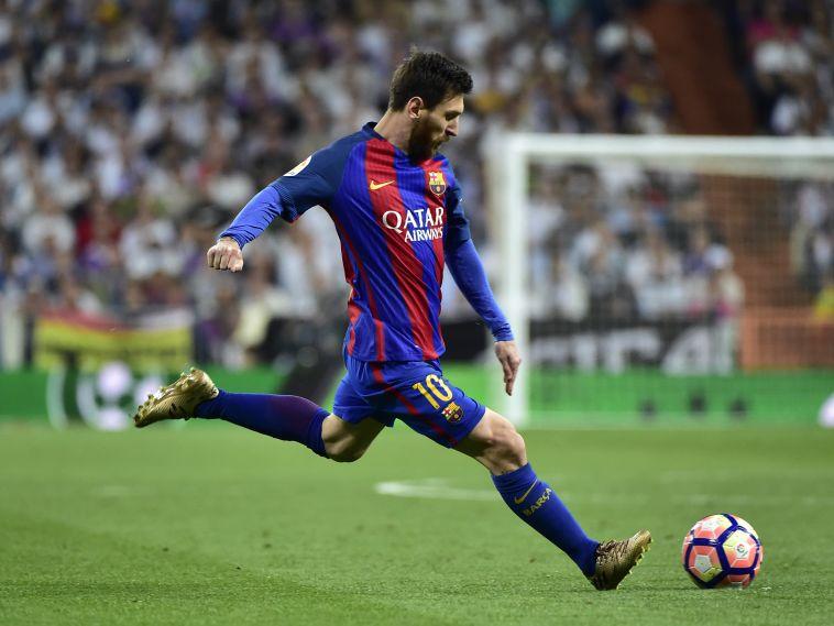 ליאו מסי. באלדה יזכה לשחק איתו? צילום: AFP