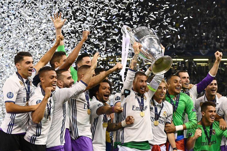 ריאל מדריד עם גביע האלופות. בית לא פשוט