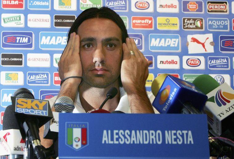 אלסנדרו נסטה. רגע של מקצוענות