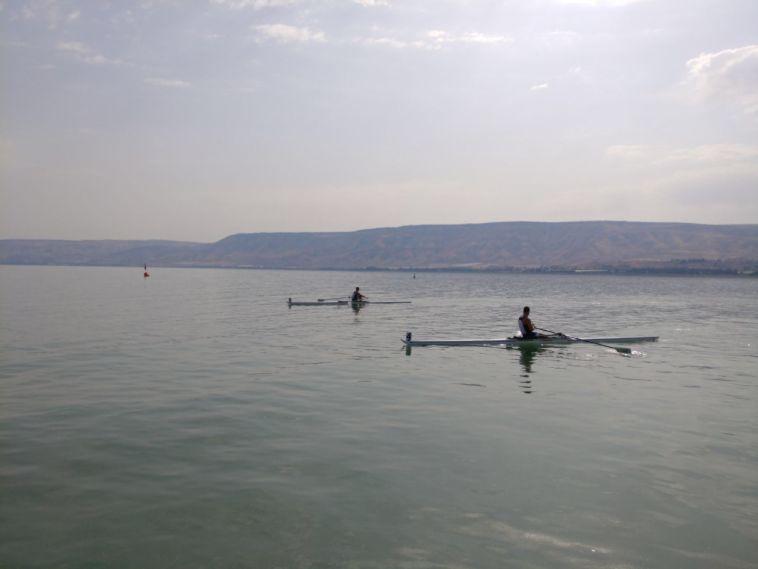 דני פרידמן.מקצה נהדר לחותר הישראלי (אולג גונורובסקי, מרכז דניאל לחתירה)