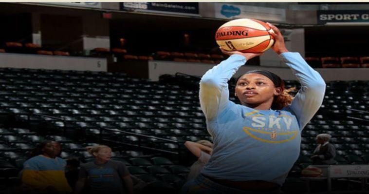 בשארה גרייבס. חוזרת לישראל (האתר הרשמי של WNBA)