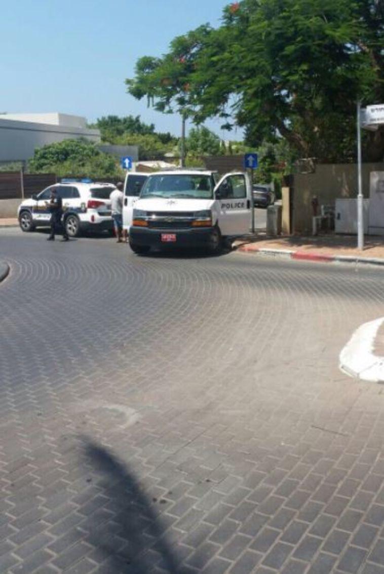 ניידת משטרה (פרטי)