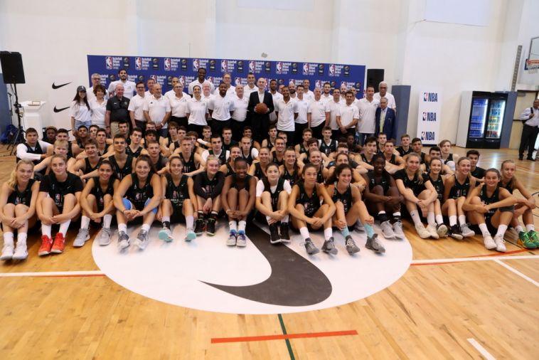 מחנה כדורסל ללא גבולות (אודי ציטיאט)