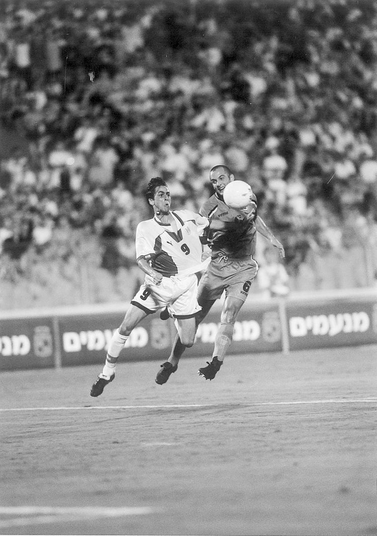בניון ב-1999. שותף לניצחון הגדול