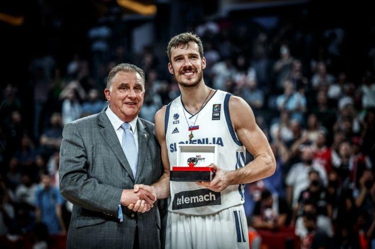 """גוראן דראגיץ' זוכה לתואר MVP (פיב""""א)"""
