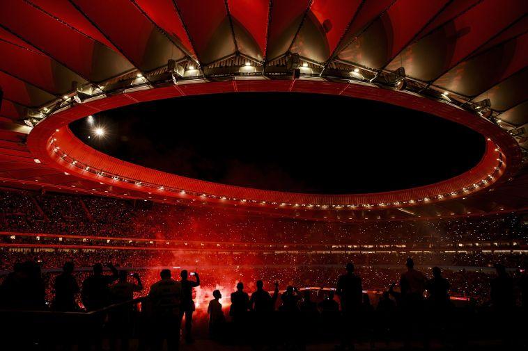 וונדה מטרופוליטנו. איצטדיון הבית של אתלטיקו יארח את משחק הפרידה (Gettyimages)