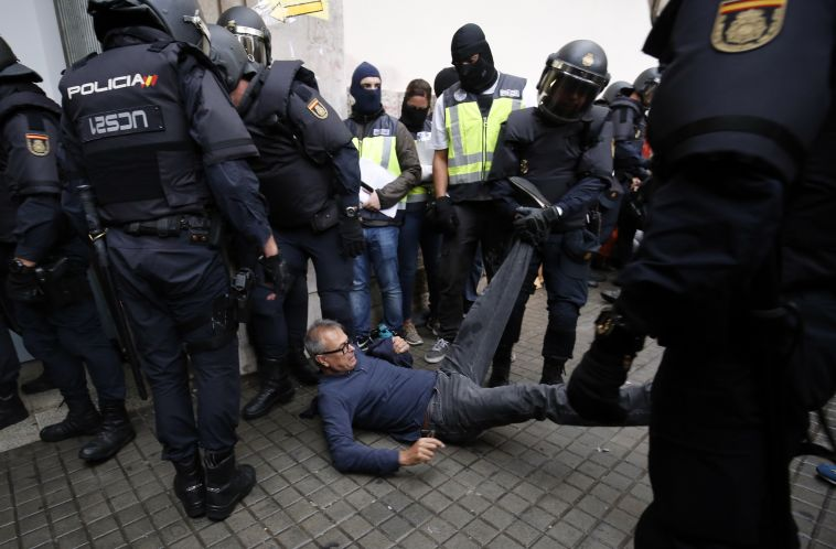 הבלאגן בברצלונה. מה יהיה הסוף?