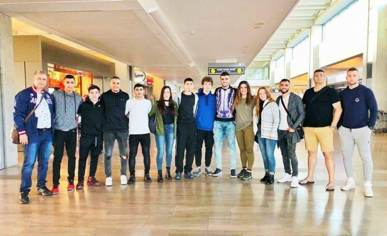 הנבחרת הישראלית