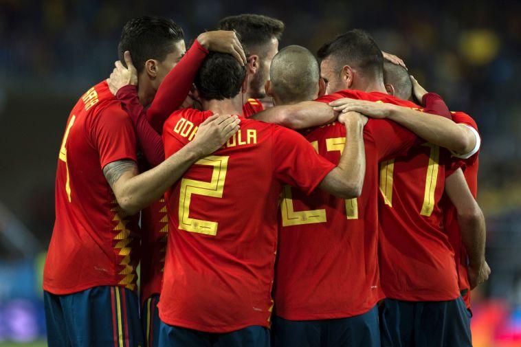 נבחרת ספרד