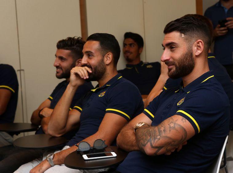 שחקני מכבי תל אביב