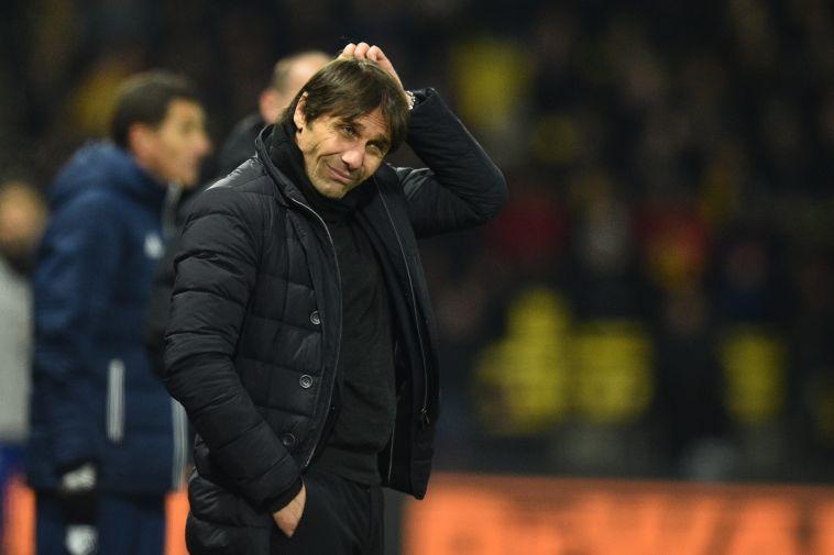 אנטוניו קונטה. איכזב העונה (AFP)