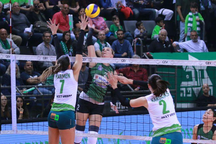 שחקניות מכבי חיפה בכדורעף נשים (איגוד הכדורעף)