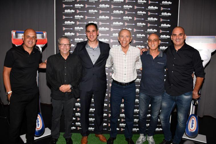 כוכבי העבר של הכדורגל הישראלי עם אופיר גוטמן (אביב חופי)