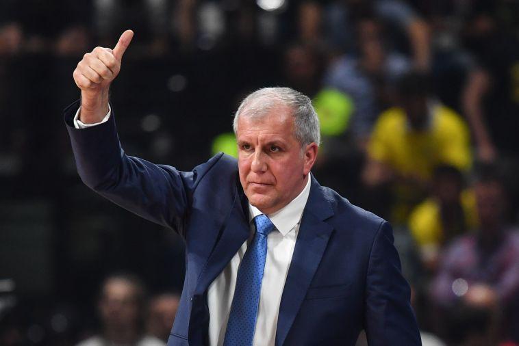 ז'ליקו אובראדוביץ'. ההפסד לא מוריד כלום מגדולתו כמאמן (AFP)