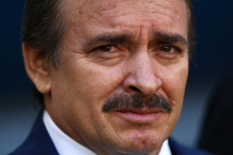 (AFP) מאמן סרביה אוסקר רמירז מתרגש