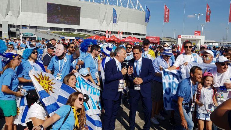 איחוד אוהדים של ארגנטינה ואורוגוואי (אלבום פרטי)