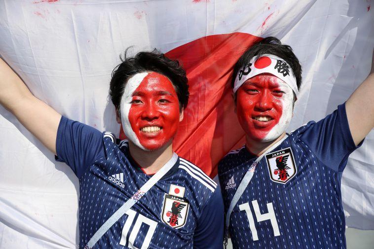 אוהדי יפן (gettyimages)