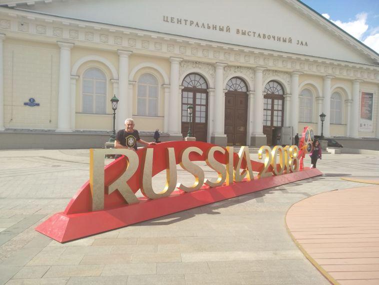 סלבה נפרד מרוסיה 2018