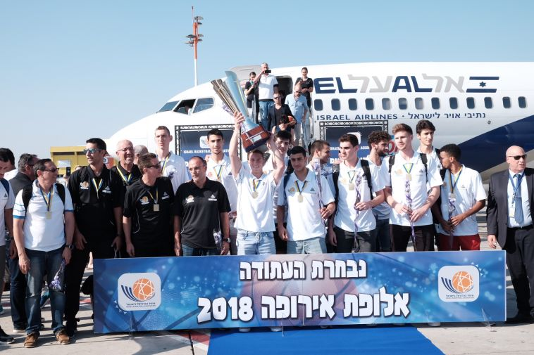 שחקני נבחרת העתודה של ישראל (ניר קידר)