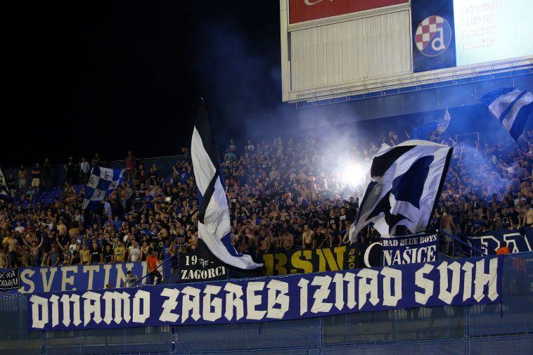 """אוהדי דינמו זאגרב. """"לא הכרנו את עצמנו"""" (אודי ציטיאט, קרואטיה)"""