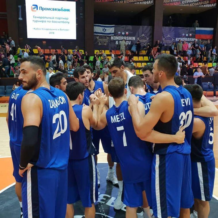 """נבחרת ישראל. """"הדור הבא"""" (איגוד הכדורסל)"""
