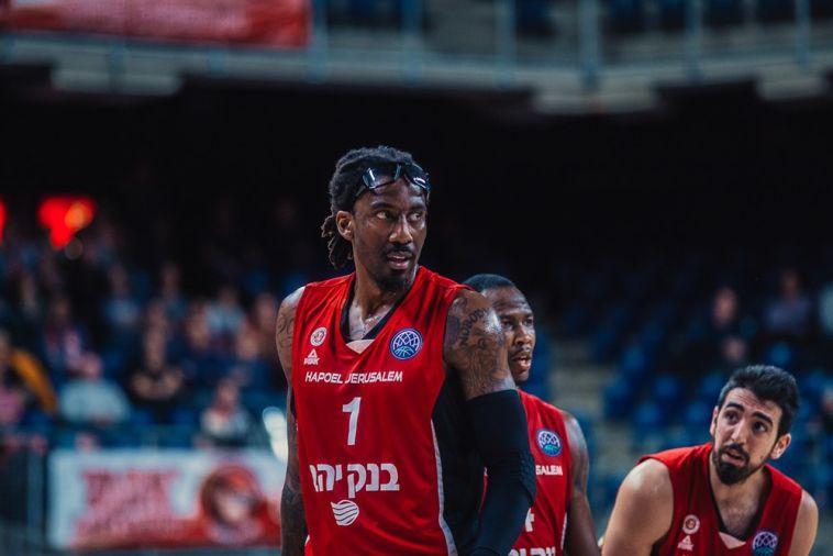 אמארה סטודמאייר. ירושלים כבר לא מושלמת (FIBA)