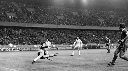 ריאל מדריד נגד ליברפול 1981