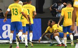שחקני נבחרת ברזיל