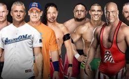 קבוצת RAW וקבוצת Smackdown