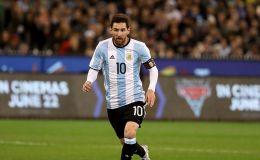 ליאו מסי ארגנטינה