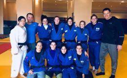 נבחרת הנשים בג'ודו